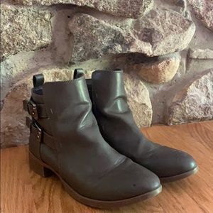 Shoes - Light Grey Booties